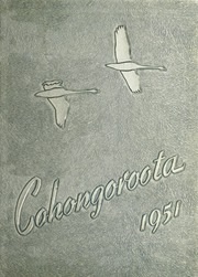 Page 1, 1951 Edition, Shepherd University - Cohongoroota Yearbook (Shepherdstown, WV) online yearbook collection