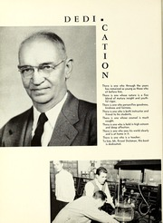 Page 10, 1951 Edition, Shepherd University - Cohongoroota Yearbook (Shepherdstown, WV) online yearbook collection
