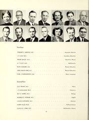 Page 14, 1951 Edition, Shepherd University - Cohongoroota Yearbook (Shepherdstown, WV) online yearbook collection