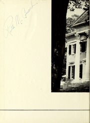 Page 2, 1951 Edition, Shepherd University - Cohongoroota Yearbook (Shepherdstown, WV) online yearbook collection