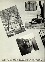 Page 10, 1952 Edition, Shepherd University - Cohongoroota Yearbook (Shepherdstown, WV) online yearbook collection