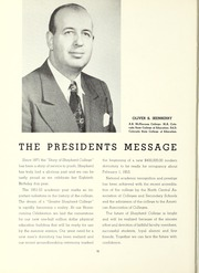 Page 14, 1952 Edition, Shepherd University - Cohongoroota Yearbook (Shepherdstown, WV) online yearbook collection