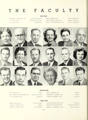Page 16, 1952 Edition, Shepherd University - Cohongoroota Yearbook (Shepherdstown, WV) online yearbook collection