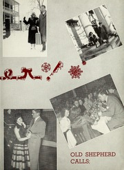 Page 9, 1952 Edition, Shepherd University - Cohongoroota Yearbook (Shepherdstown, WV) online yearbook collection