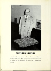 Page 16, 1958 Edition, Shepherd University - Cohongoroota Yearbook (Shepherdstown, WV) online yearbook collection