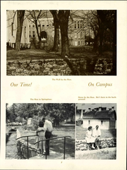 Page 13, 1960 Edition, Shepherd University - Cohongoroota Yearbook (Shepherdstown, WV) online yearbook collection