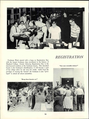 Page 16, 1960 Edition, Shepherd University - Cohongoroota Yearbook (Shepherdstown, WV) online yearbook collection