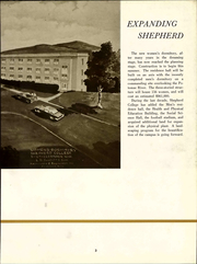 Page 9, 1960 Edition, Shepherd University - Cohongoroota Yearbook (Shepherdstown, WV) online yearbook collection