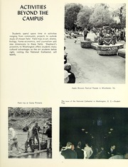Page 15, 1962 Edition, Shepherd University - Cohongoroota Yearbook (Shepherdstown, WV) online yearbook collection