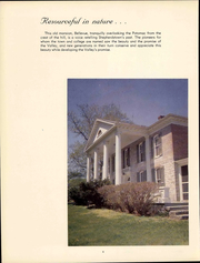 Page 10, 1963 Edition, Shepherd University - Cohongoroota Yearbook (Shepherdstown, WV) online yearbook collection