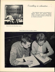 Page 12, 1963 Edition, Shepherd University - Cohongoroota Yearbook (Shepherdstown, WV) online yearbook collection