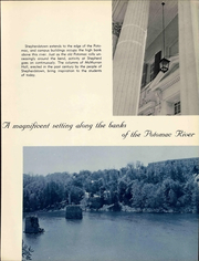 Page 15, 1963 Edition, Shepherd University - Cohongoroota Yearbook (Shepherdstown, WV) online yearbook collection