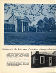Page 8, 1963 Edition, Shepherd University - Cohongoroota Yearbook (Shepherdstown, WV) online yearbook collection