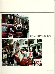 Page 17, 1980 Edition, Shepherd University - Cohongoroota Yearbook (Shepherdstown, WV) online yearbook collection
