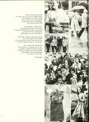 Page 6, 1980 Edition, Shepherd University - Cohongoroota Yearbook (Shepherdstown, WV) online yearbook collection