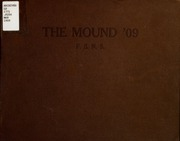 Page 1, 1909 Edition, Fairmont State University - Mound Yearbook (Fairmont, WV) online yearbook collection