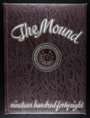 Page 1, 1948 Edition, Fairmont State University - Mound Yearbook (Fairmont, WV) online yearbook collection