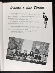 Page 9, 1948 Edition, Fairmont State University - Mound Yearbook (Fairmont, WV) online yearbook collection