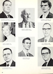Page 14, 1960 Edition, Fairmont State University - Mound Yearbook (Fairmont, WV) online yearbook collection