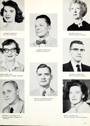 Page 15, 1960 Edition, Fairmont State University - Mound Yearbook (Fairmont, WV) online yearbook collection