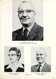 Page 7, 1960 Edition, Fairmont State University - Mound Yearbook (Fairmont, WV) online yearbook collection