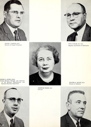 Page 8, 1960 Edition, Fairmont State University - Mound Yearbook (Fairmont, WV) online yearbook collection