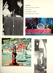 Page 15, 1968 Edition, Fairmont State University - Mound Yearbook (Fairmont, WV) online yearbook collection