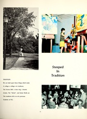 Page 17, 1968 Edition, Fairmont State University - Mound Yearbook (Fairmont, WV) online yearbook collection