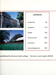 Page 7, 1976 Edition, Fairmont State University - Mound Yearbook (Fairmont, WV) online yearbook collection
