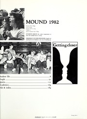 Page 5, 1982 Edition, Fairmont State University - Mound Yearbook (Fairmont, WV) online yearbook collection