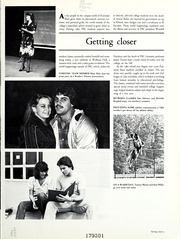 Page 7, 1982 Edition, Fairmont State University - Mound Yearbook (Fairmont, WV) online yearbook collection