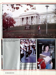 Page 12, 1984 Edition, Fairmont State University - Mound Yearbook (Fairmont, WV) online yearbook collection