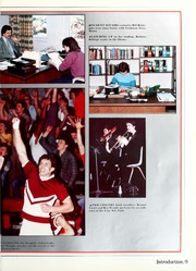 Page 13, 1984 Edition, Fairmont State University - Mound Yearbook (Fairmont, WV) online yearbook collection