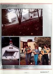 Page 7, 1984 Edition, Fairmont State University - Mound Yearbook (Fairmont, WV) online yearbook collection