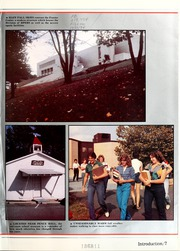 Page 9, 1984 Edition, Fairmont State University - Mound Yearbook (Fairmont, WV) online yearbook collection