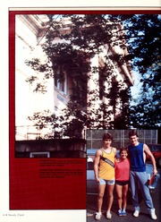 Page 10, 1985 Edition, Fairmont State University - Mound Yearbook (Fairmont, WV) online yearbook collection