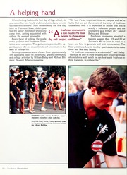 Page 14, 1985 Edition, Fairmont State University - Mound Yearbook (Fairmont, WV) online yearbook collection