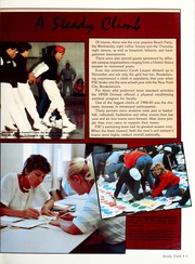 Page 9, 1985 Edition, Fairmont State University - Mound Yearbook (Fairmont, WV) online yearbook collection