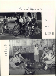 Page 12, 1957 Edition, Greenbrier College - Saga Yearbook (Lewisburg, WV) online yearbook collection