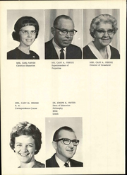 Page 12, 1967 Edition, Appalachian Bible College - Gleaner Yearbook (Mount Hope, WV) online yearbook collection
