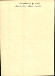 Page 4, 1967 Edition, Appalachian Bible College - Gleaner Yearbook (Mount Hope, WV) online yearbook collection