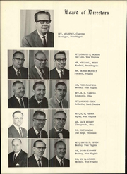 Page 8, 1967 Edition, Appalachian Bible College - Gleaner Yearbook (Mount Hope, WV) online yearbook collection