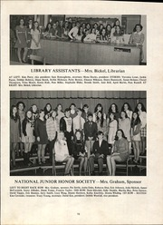 Page 17, 1973 Edition, Hayes Middle School - Classbook Yearbook (St Albans, WV) online yearbook collection