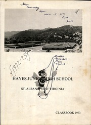 Page 3, 1973 Edition, Hayes Middle School - Classbook Yearbook (St Albans, WV) online yearbook collection