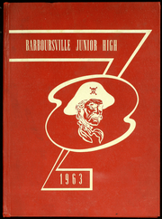 1963 Edition, Barboursville Middle School - Yearbook (Barboursville, WV)