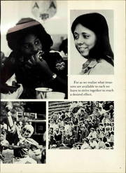 Page 13, 1976 Edition, Bluefield State College - Blueprint Yearbook (Bluefield, WV) online yearbook collection