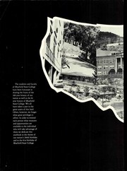 Page 8, 1976 Edition, Bluefield State College - Blueprint Yearbook (Bluefield, WV) online yearbook collection