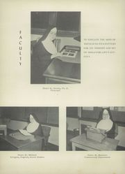 Page 10, 1955 Edition, St Marys High School - Vale Yearbook (Clarksburg, WV) online yearbook collection