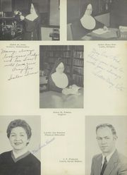 Page 11, 1955 Edition, St Marys High School - Vale Yearbook (Clarksburg, WV) online yearbook collection