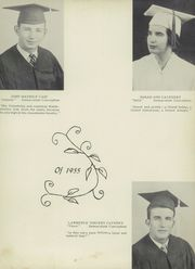 Page 15, 1955 Edition, St Marys High School - Vale Yearbook (Clarksburg, WV) online yearbook collection